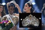 Vương miện Miss Universe 116 tỷ bị thu hồi gây xôn xao
