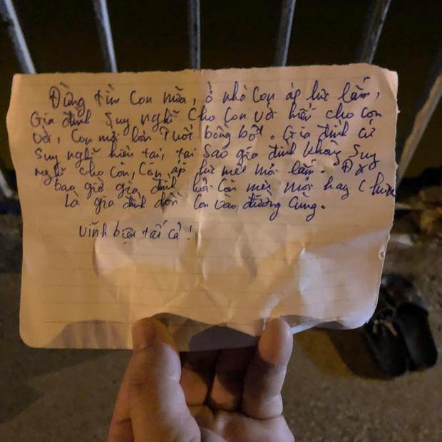 Nam thanh niên nghi nhảy cầu tự tử, để lại thư tuyệt mệnh: Ở nhà con áp lực lắm-2