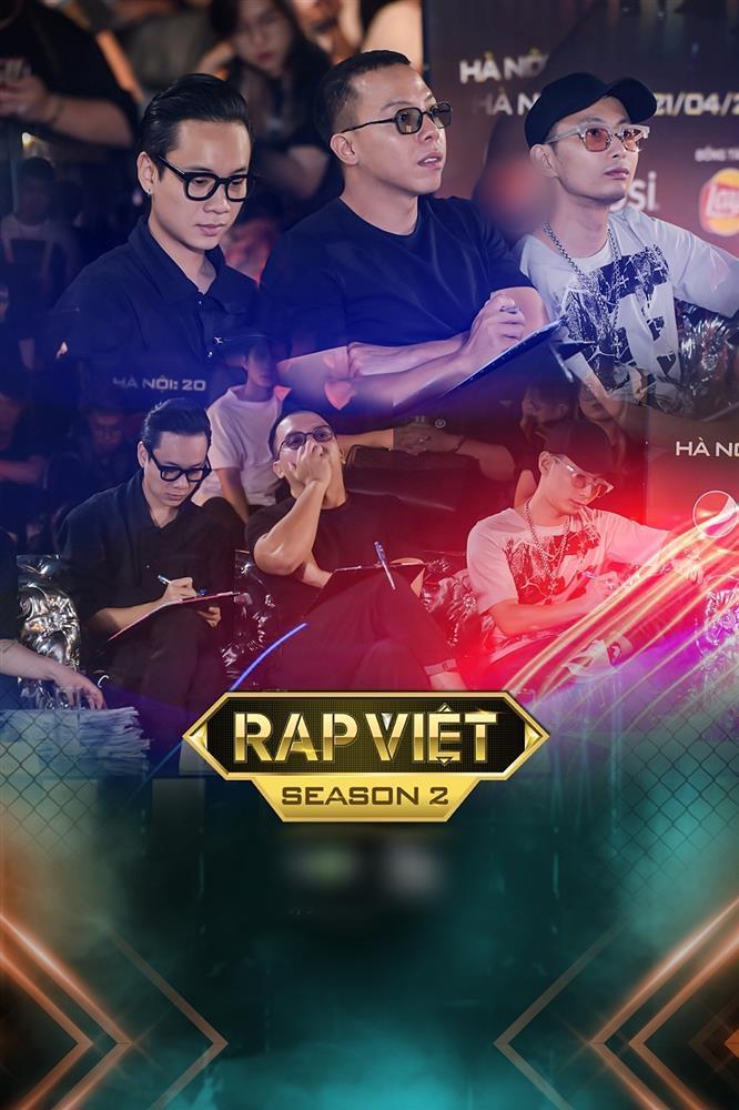 RichChoi và Chị Cả tham gia vào đường đua ngôi vị quán quân Rap Việt mùa 2-2
