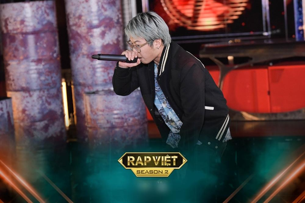 RichChoi và Chị Cả tham gia vào đường đua ngôi vị quán quân Rap Việt mùa 2-5