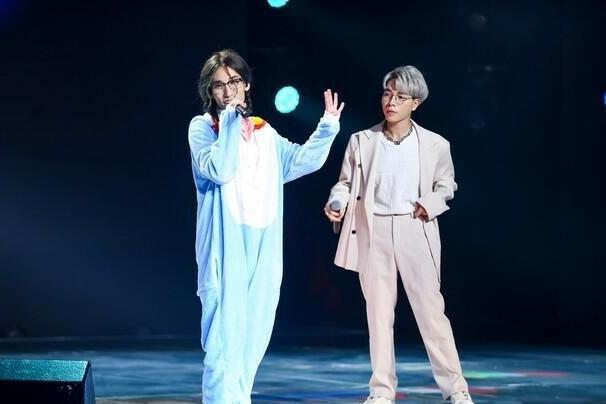 RichChoi và Chị Cả tham gia vào đường đua ngôi vị quán quân Rap Việt mùa 2-8