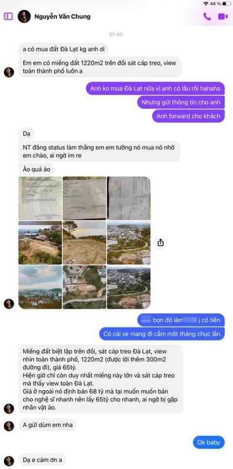 Nathan Lee tố Ngọc Trinh mua đất ảo: Lộ diện môi giới, tưởng lạ hóa quen-1