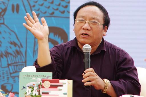 Hoàng Nhuận Cầm trong mắt Trần Đăng Khoa, NSND Tự Long, MC Thảo Vân-2