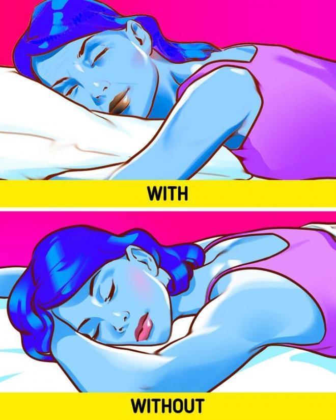 Đây là những điều kỳ diệu xảy ra với làn da của bạn nếu ngủ mà không có gối-2