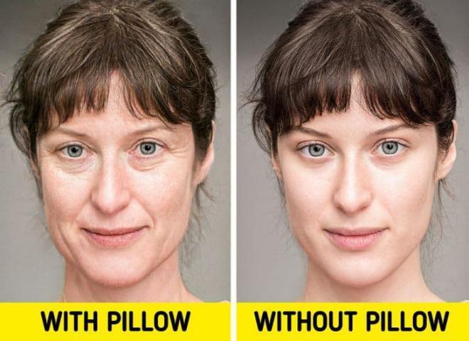 Đây là những điều kỳ diệu xảy ra với làn da của bạn nếu ngủ mà không có gối-5