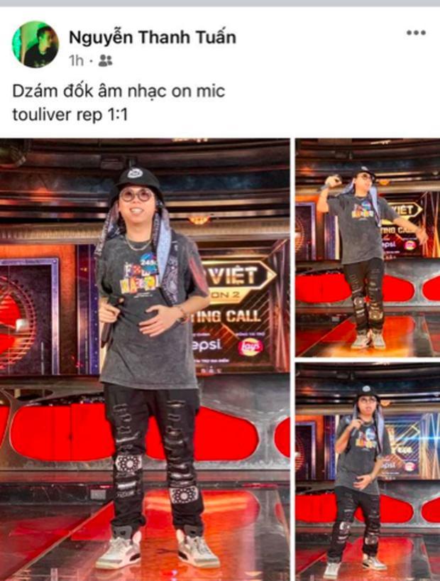 Hoang mang Rap Việt mùa 2: MC Đại Nghĩa tham gia, giám đốc âm nhạc Touliver on mic?-3
