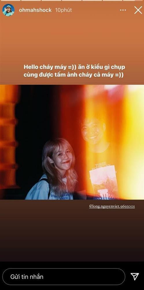 Chẳng mấy khi Hậu Hoàng tag thẳng Mũi trưởng Long, netizen mừng húm-1