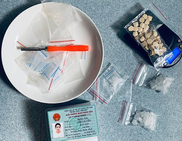 Hot girl mở quán bún bò Huế để bán ma túy-2