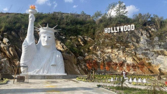 Chủ tượng Nữ thần Tự do phiên bản đột biến ở Sa Pa lên tiếng-2