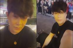 Livestream 'bóc phốt' Ngọc Trinh nhưng Nathan Lee nói năng hiền lạ