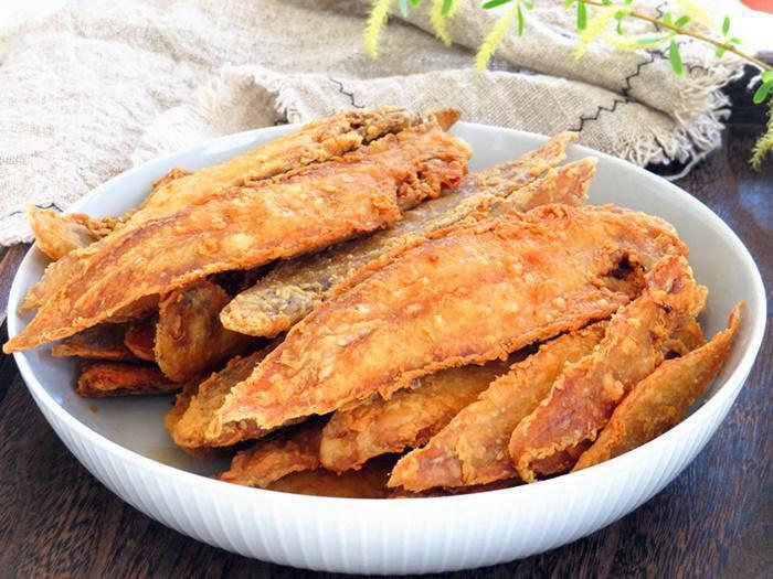 Rán cá, thêm tinh bột hay bột mì để cá luôn giòn ngon, rán 10 con như 10?-4
