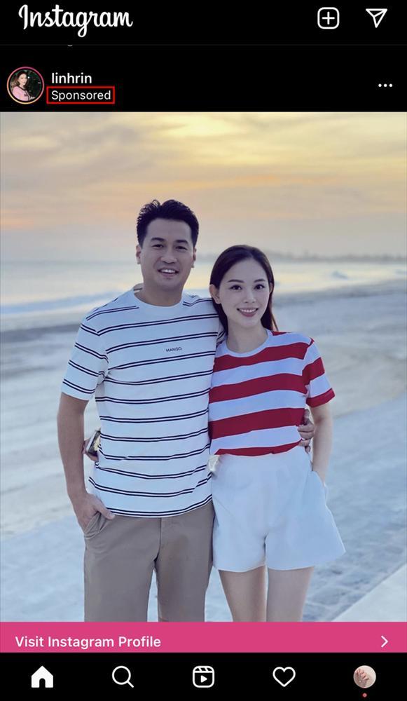 Linh Rin bỏ tiền chạy quảng cáo ảnh couple với Phillip Nguyễn?-2