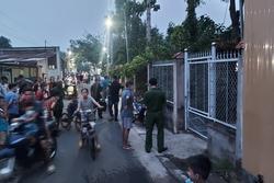 Phát hiện thi thể nam thanh niên bốc mùi nồng nặc trong căn nhà khóa trái ở Đồng Nai