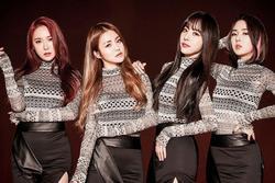 Nhóm nữ Hàn từng làm vũ công phụ họa để có thu nhập
