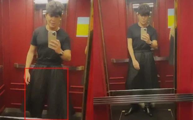 Nathan Lee diện váy để đấu với Ngọc Trinh?-1