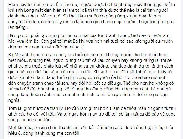 Linh Lan nói rõ lai lịch, phẫn nộ thế lực đứng sau bố mẹ Vân Quang Long-6