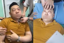 Thái 1 củ hành, thanh niên 25 tuổi bị sốc phản vệ nặng, 2 mắt không mở được