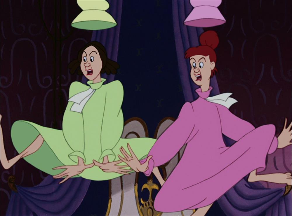 Disney dựng live-action về chị gái rượu của công chúa Lọ Lem-2
