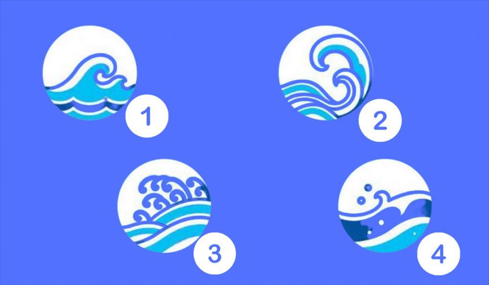 Chọn một con sóng, tìm ra phẩm chất bạn cần có để đối mặt với khó khăn-1