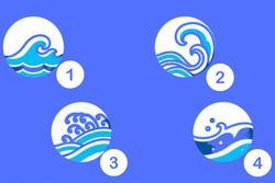 Chọn một con sóng, tìm ra phẩm chất bạn cần có để đối mặt với khó khăn