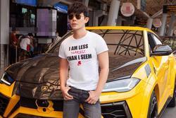 Siêu xe của Nathan Lee nằm trong nghi vấn đồ đi mượn?