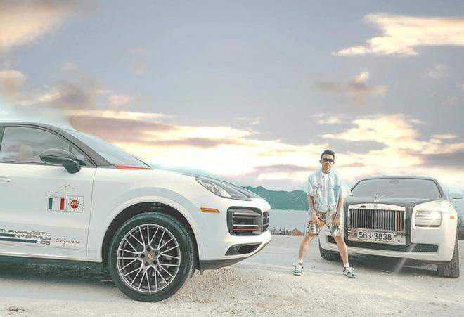 Rolls-Royce đã tạo nét trên đường đua của hội rich kid Việt thế nào?-4