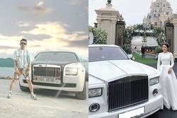 Rolls-Royce đã tạo nét trên 'đường đua' của hội rich kid Việt thế nào?