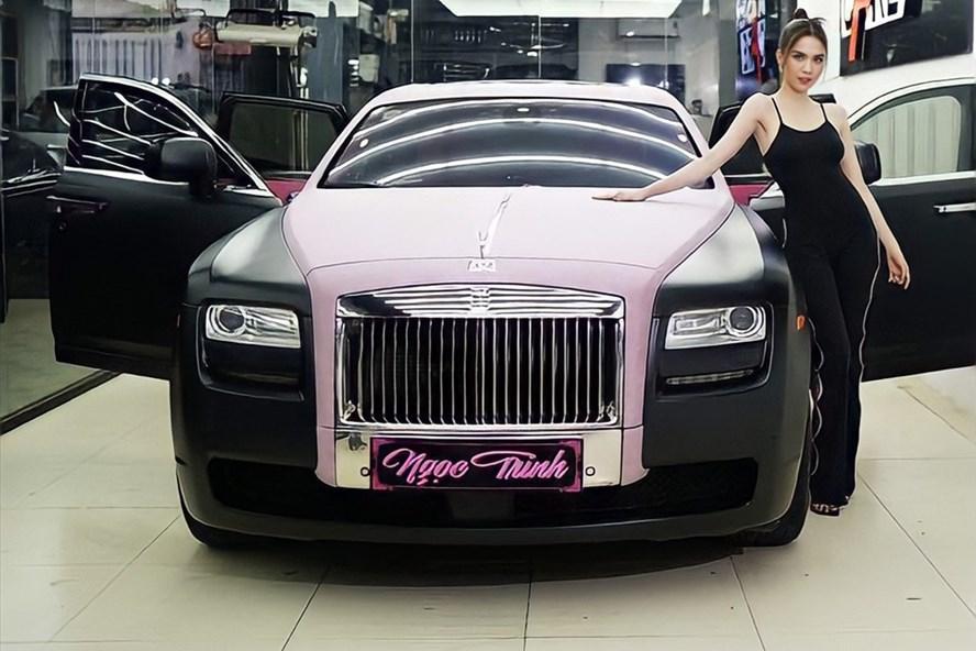 Điểm mặt sao Việt sở hữu xế khủng Rolls-Royce 40 tỷ đồng-2