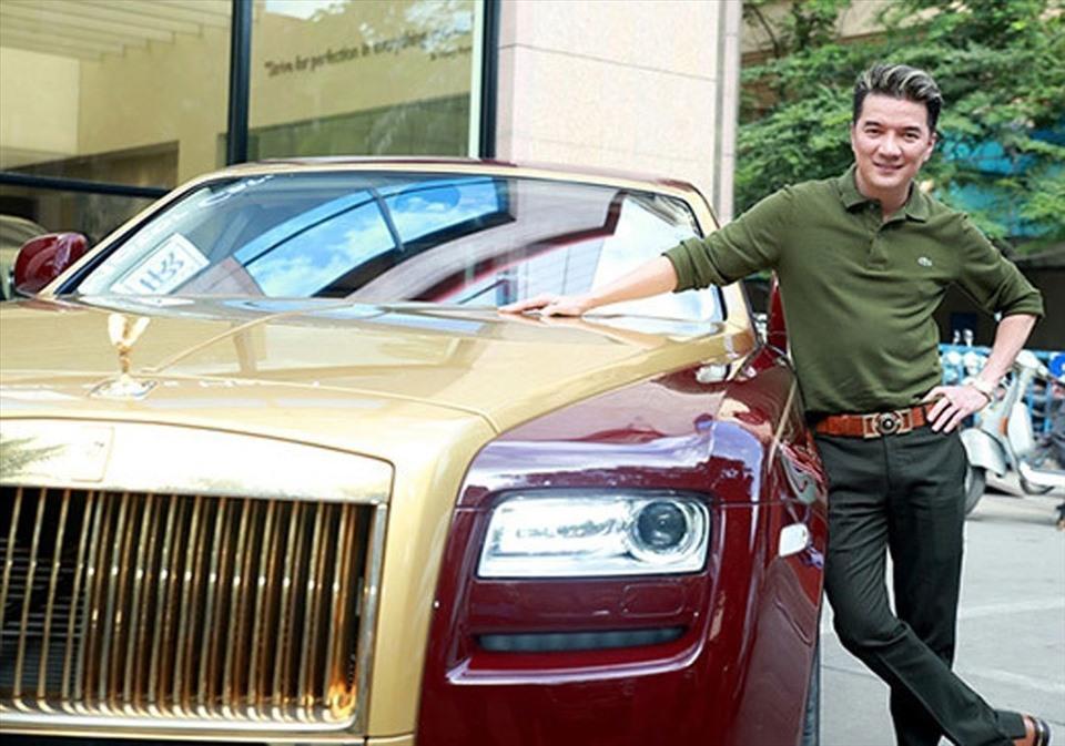 Điểm mặt sao Việt sở hữu xế khủng Rolls-Royce 40 tỷ đồng-6