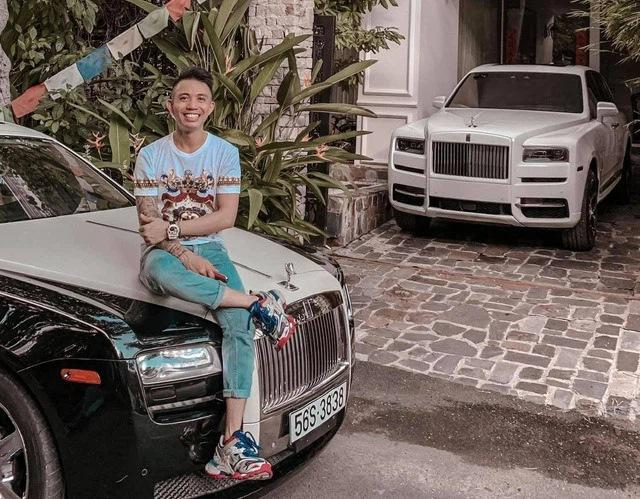 Điểm mặt sao Việt sở hữu xế khủng Rolls-Royce 40 tỷ đồng-9