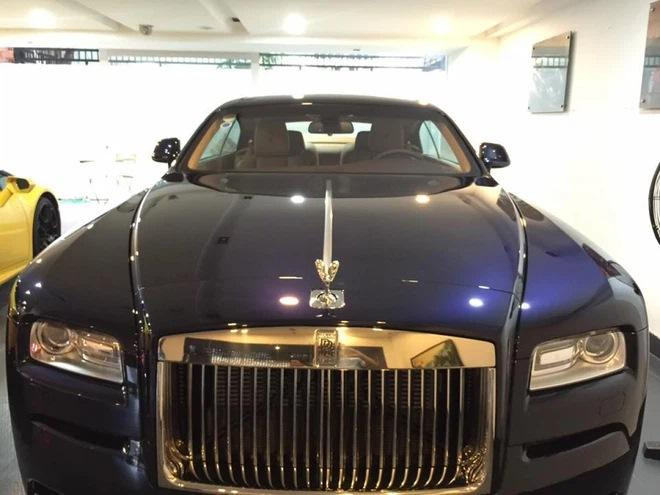 Điểm mặt sao Việt sở hữu xế khủng Rolls-Royce 40 tỷ đồng-12