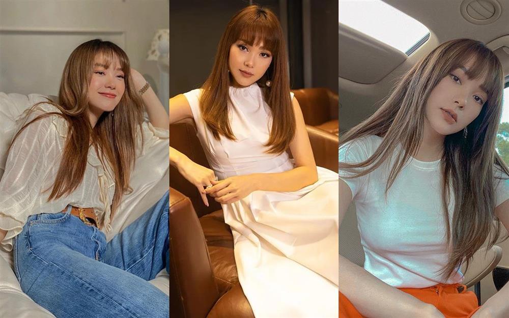 Minh Hằng cân đẹp mọi kiểu tóc từ tomboy đến nữ thần-13