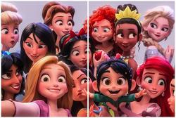 Những ca khúc tỷ view trong danh sách 'vũ trụ công chúa' Disney