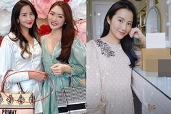 Mặt béo tròn, mặc váy rộng, bằng chứng 'rõ 10' vợ Phan Thành mang thai