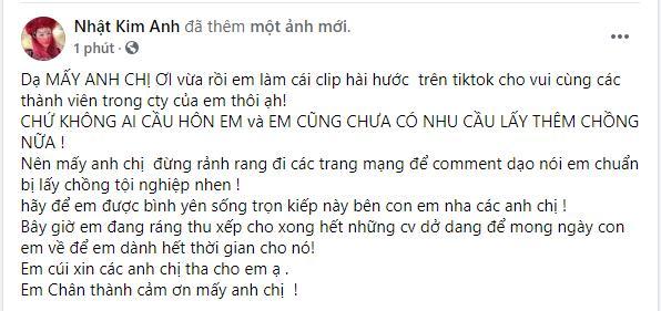 Nhật Kim Anh nói rõ tin đồn sắp cưới TiTi-3