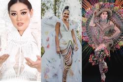 Thí sinh Miss Universe 2020 khoe quốc phục, Khánh Vân có dễ thắng?