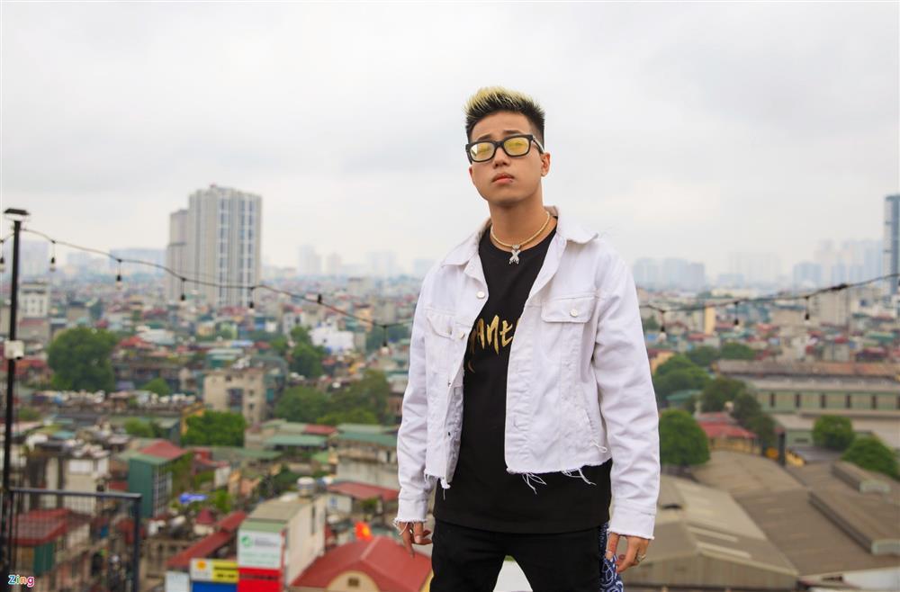 Rap Việt loại Á Quân King Of Rap RichChoi-4