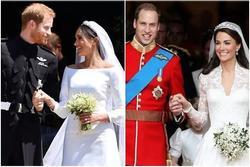 Vì sao Hoàng tử Harry đeo nhẫn cưới, còn William thì không?