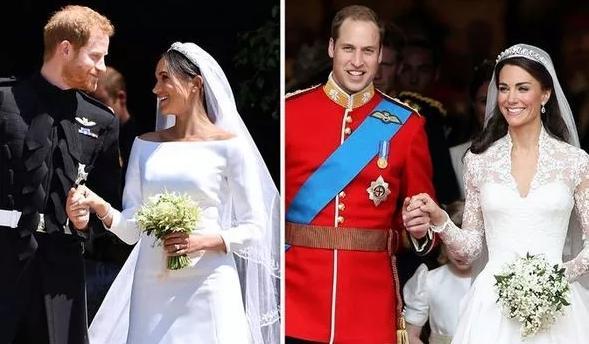 Vì sao Hoàng tử Harry đeo nhẫn cưới, còn William thì không?-1