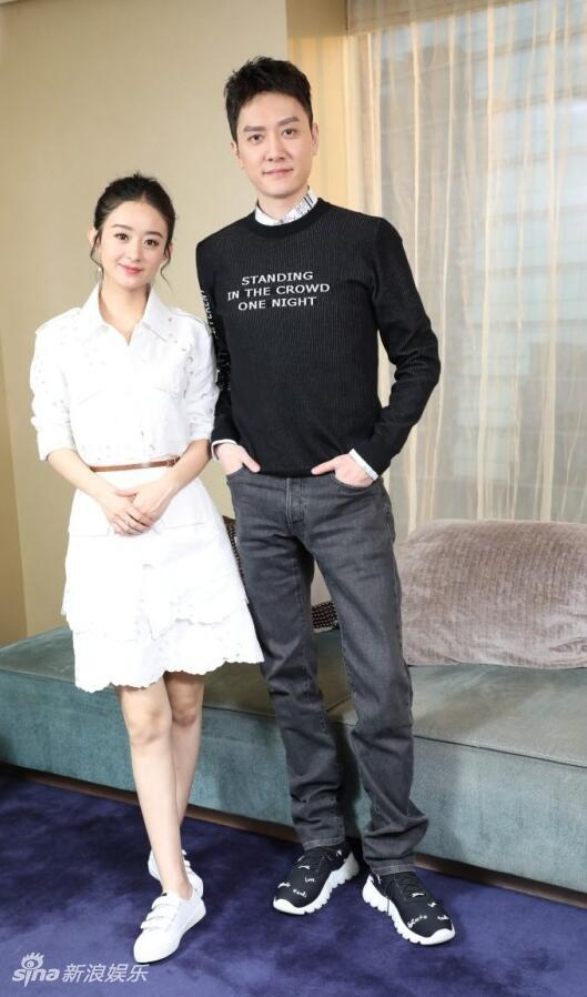 Tua lại hôn nhân 3 năm của Triệu Lệ Dĩnh - Phùng Thiệu Phong-6