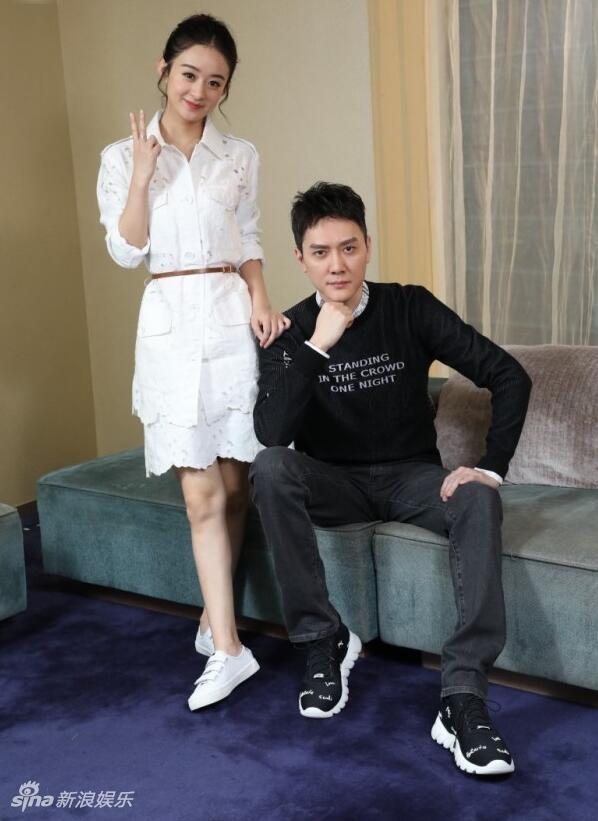Tua lại hôn nhân 3 năm của Triệu Lệ Dĩnh - Phùng Thiệu Phong-10