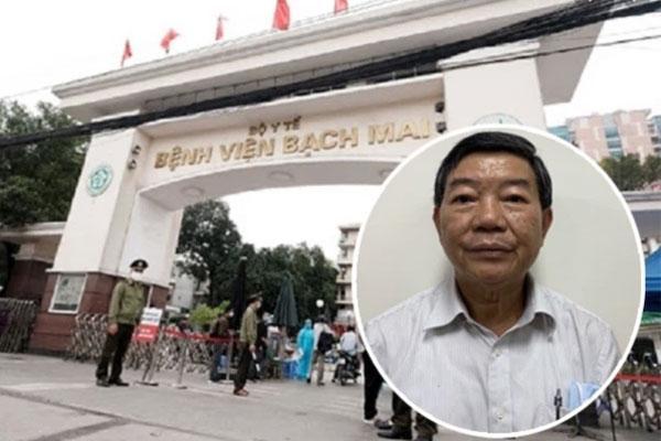 Cựu Giám đốc BV Bạch Mai hút máu bệnh nhân-3