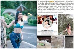 Thanh Bi khẳng định có người giả mạo Facebook tạo phốt bán váy bẩn