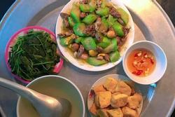 5 gợi ý đi chợ cho mâm cơm tươm tất, 60k/bữa ăn cho gia đình 4 người