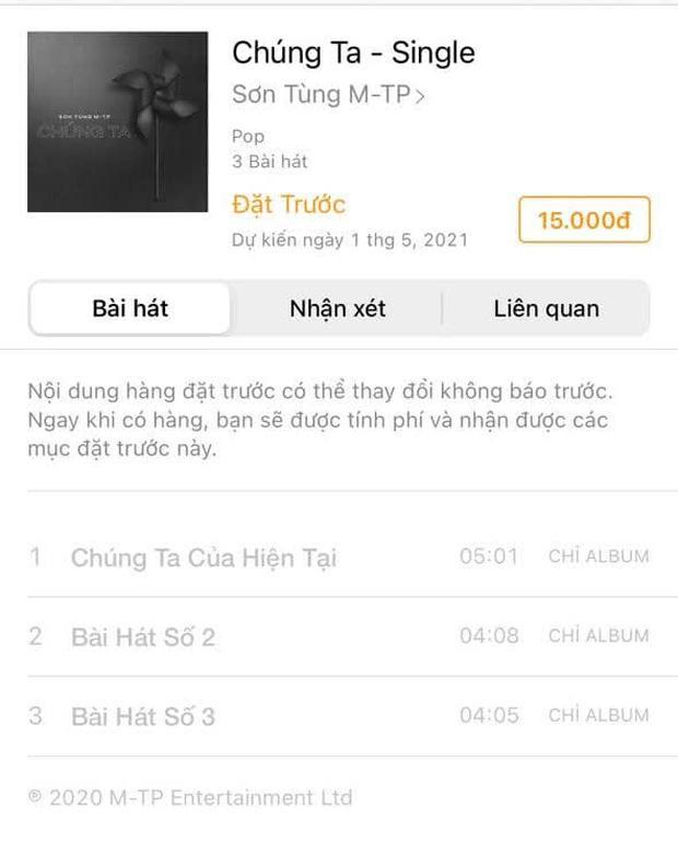 Album đầu tay của Sơn Tùng M-TP sẽ trễ deadline 1 tháng?-2