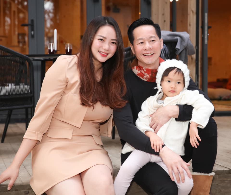 Phan Như Thảo muốn sinh thêm con, chồng đại gia nói gì?-2