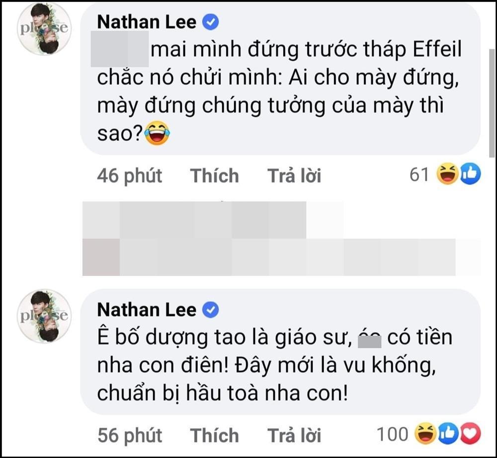 Nathan Lee bị tố nợ nần, ảo danh siêu mẫu, nhận vơ Tòa thị chính Paris-7