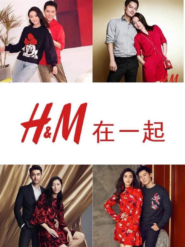 Triệu Lệ Dĩnh ly hôn: Lời nguyền H&M, cứ làm đại sứ là toang mối tình?-1