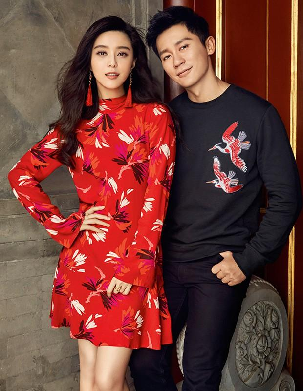 Triệu Lệ Dĩnh ly hôn: Lời nguyền H&M, cứ làm đại sứ là toang mối tình?-3