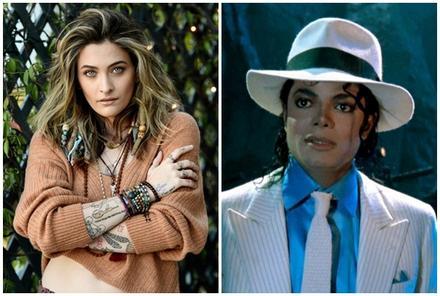 Con gái Michael Jackson đóng phim kinh dị